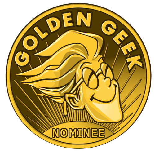 BoardGameGeek - Most Innovative Board Game - Nominee