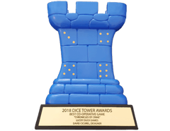 The Dice Tower Awards - Best Cooperative Game