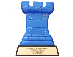 The Dice Tower Awards - Most Innovative Game