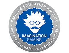 Imagination Gaming - Best Family Game Award - Nominee