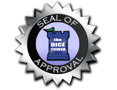 The Dice Tower - Seal of Approval