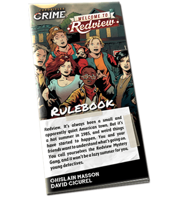 Chronicles of Crime Rulebook