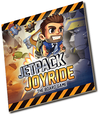 Jetpack Joyride: Retail Edition Rulebook