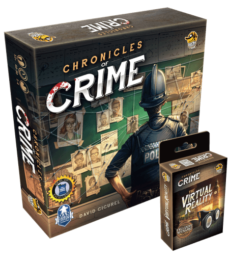Chronicles of Crime + VR Module Bundle