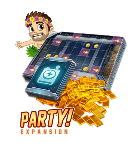 Jetpack Joyride: Extension Party