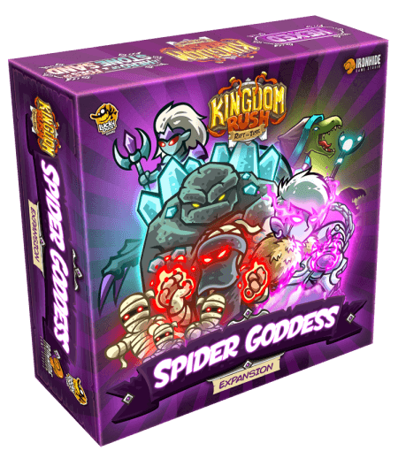 Kingdom Rush: Spider Goddess Extension