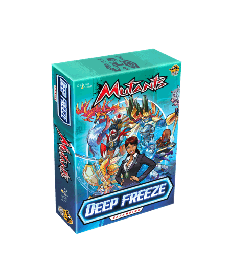 Mutants: Deep Freeze Expansion