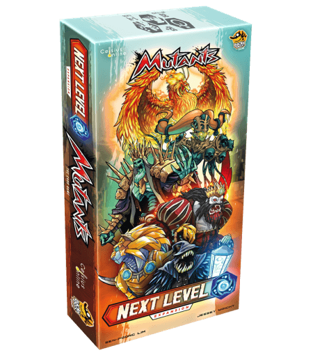Mutants: Next Level Expansion