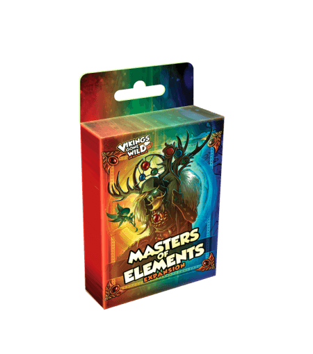 Vikings Gone Wild: Master of Elements Booster Pack