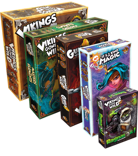Vikings Gone Wild - MAXI PACK