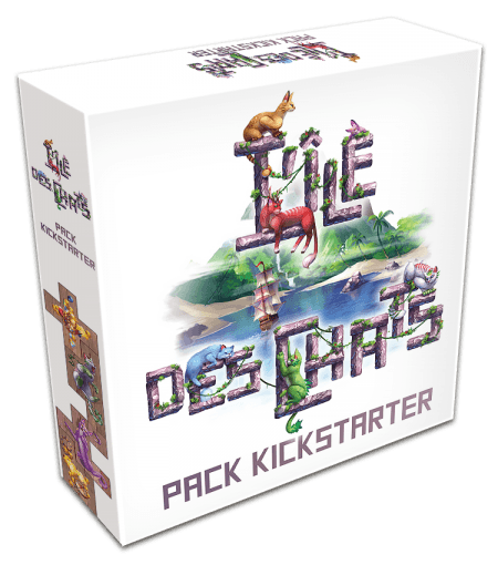 L'Île des Chats - Extension Pack Kickstarter