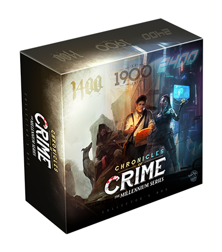 The Millennium Series Collector's Box