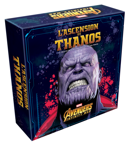 Avengers : L'Ascension de Thanos
