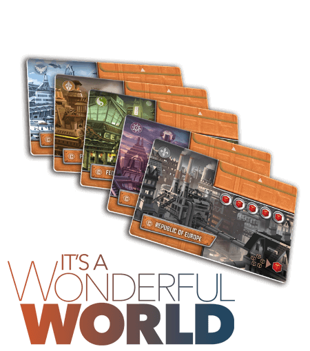 It's a Wonderful World - Empire Cards Pack