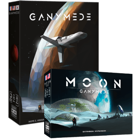 Ganymede + Moon Expansion Bundle