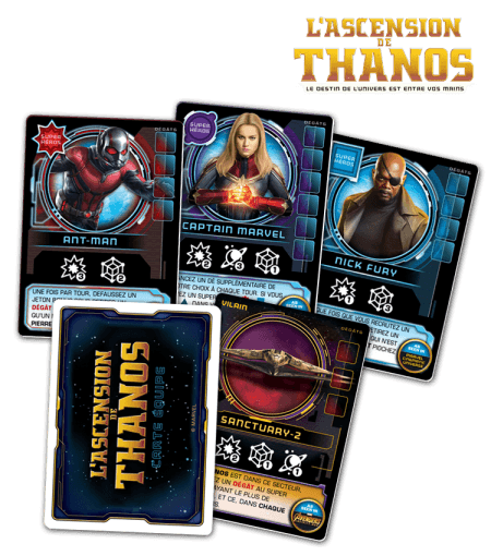 L'Ascension de Thanos - Pack Promo