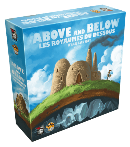 Above and Below - Les Royaumes du Dessous