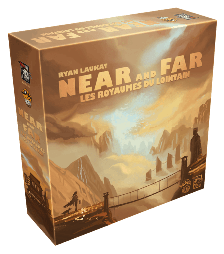 Near and Far - Les Royaumes du Lointain