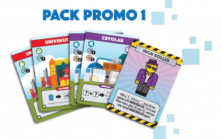 Fantastic Factories - Pack Promo 1