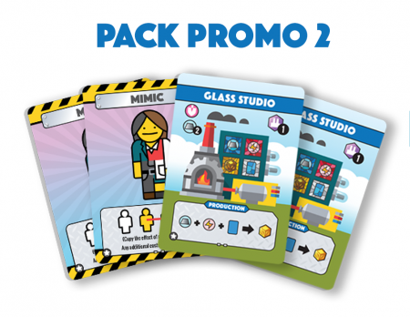 Fantastic Factories - Pack Promo 2