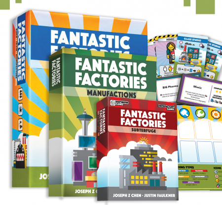 Fantastic Factories - MEGA-PACK
