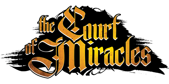 The Court of Miracles - Logo