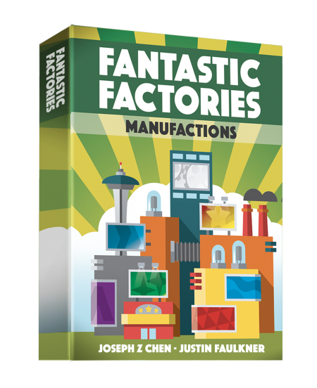 Fantastic Factories - Manufaction