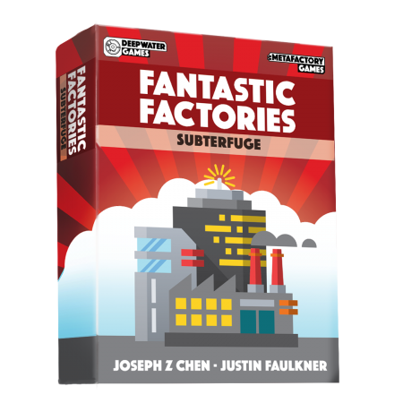 Fantastic Factories - Subterfuge