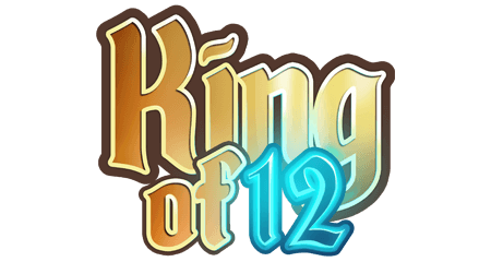 King of 12 Logo